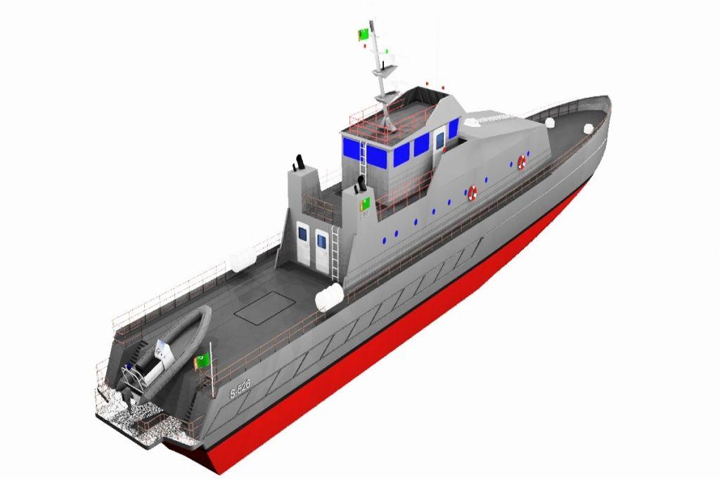 47 m Patrol Vessel