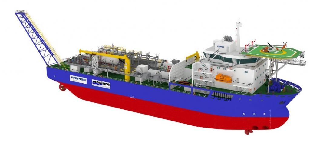50.000 bbls WTS Vessel