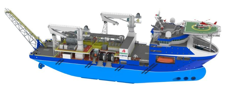50.000 bbls WTS and Support Vessel