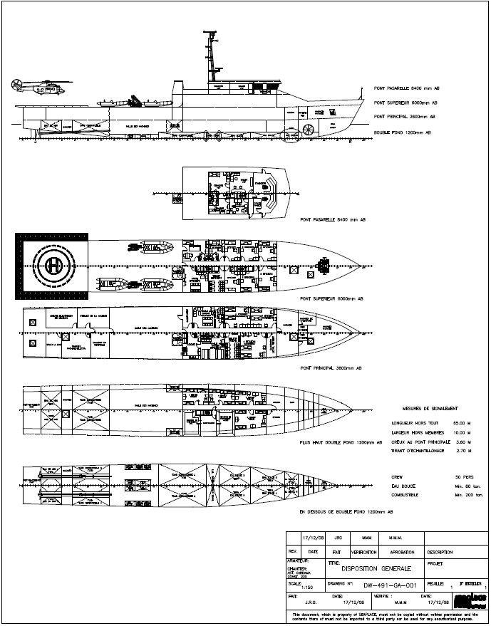 65 m Patro Vessel for Mauritania-1