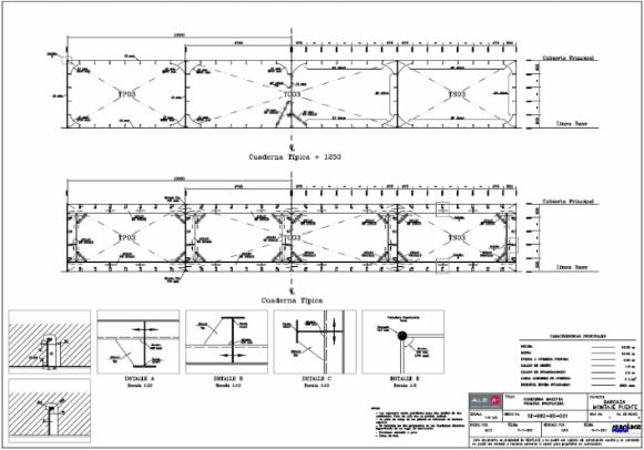 ALE Bridge-assembly pontoon plano-seaplace