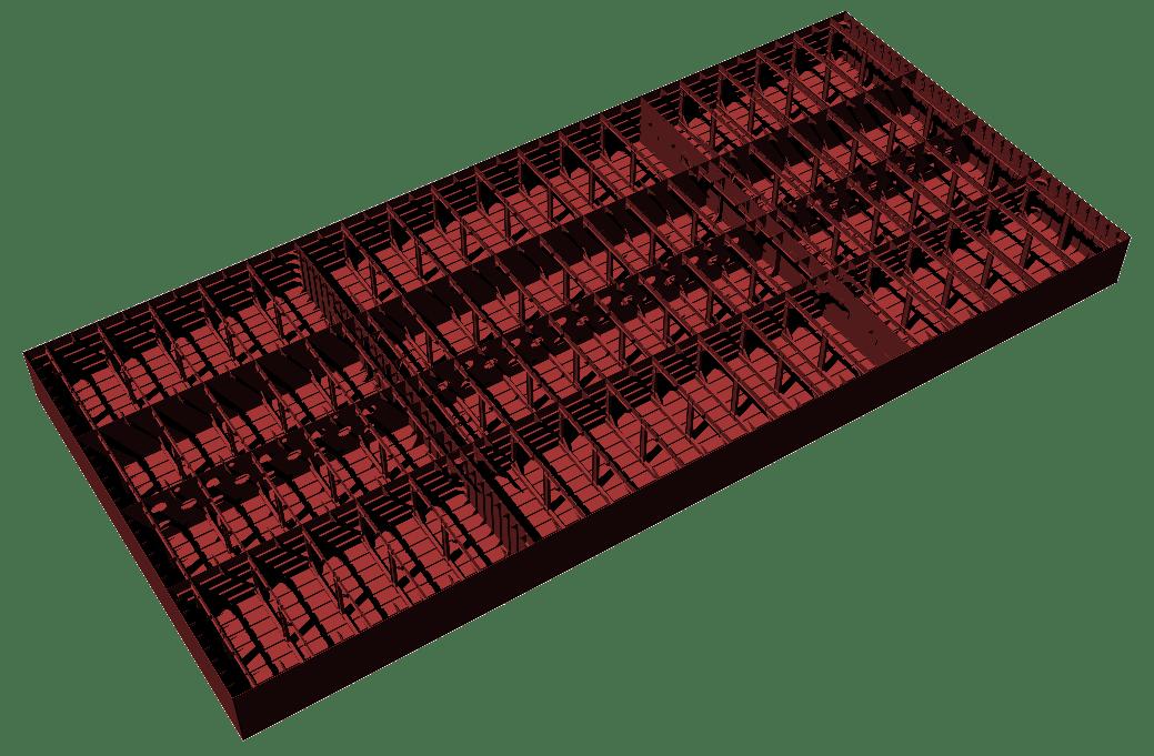 ALE Bridge-assembly pontoon - seaplace