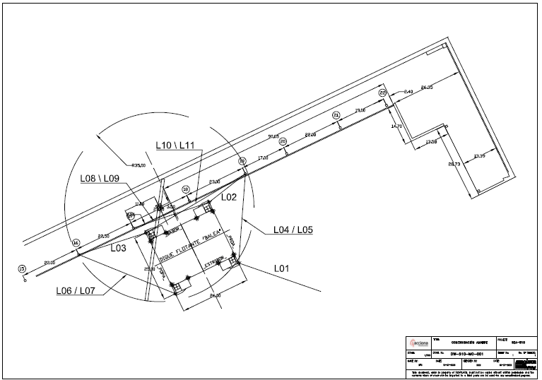 BALEA Floating dock-3-seaplace