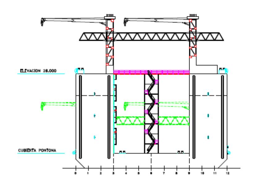 Floating pontoon-block const2