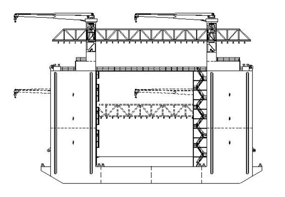 Floating pontoon-block const1