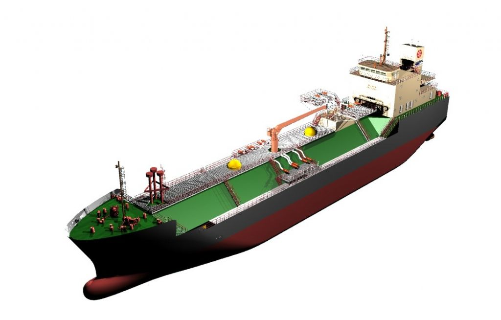 LNG BUNKERING VESSEL - 5000 M3