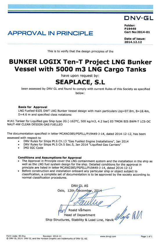 NG BUNKERING VESSEL-5000 M3-2