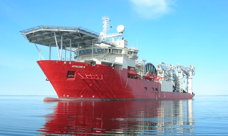 Offshore construction Vessels References - Apache II