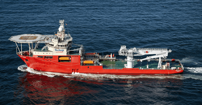 Offshore construction Vessels References - Deep Orient