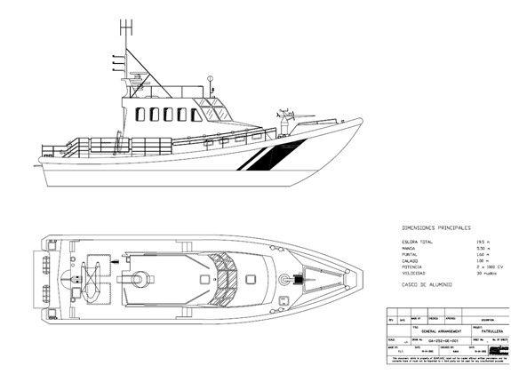 Patrol Vessel for Angola