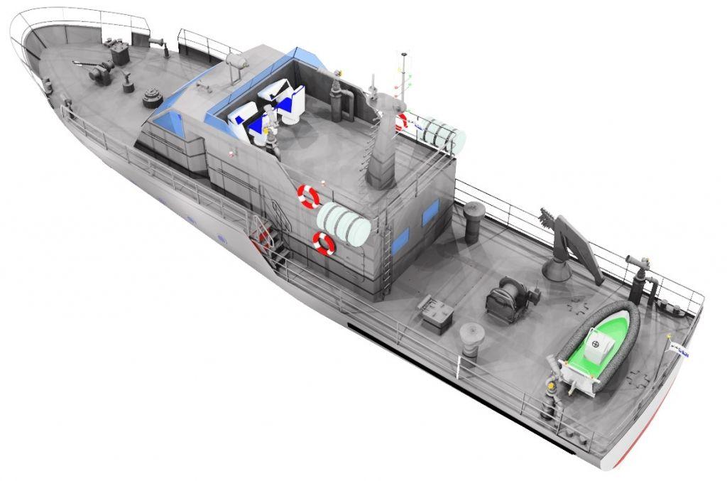 Patrol Vessel for Nicaragua-2