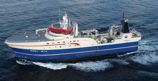 Regina C-Artic Freezer Trawler