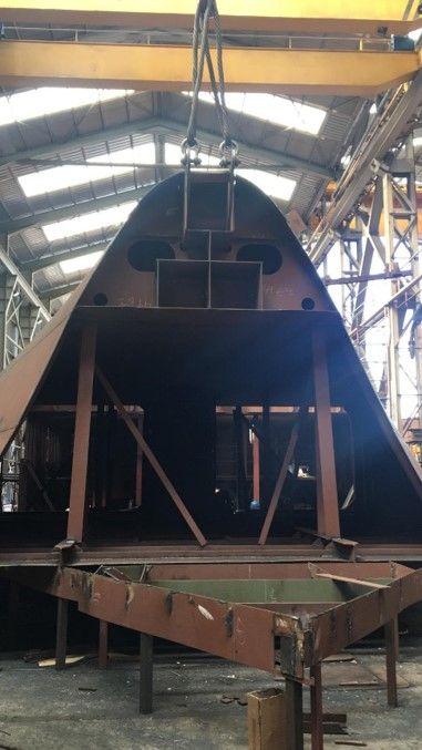 oceanographic research vessel - Mar Argentino 4