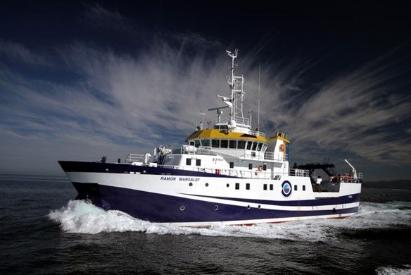 oceanographic research vessel - ramonmargalef-1