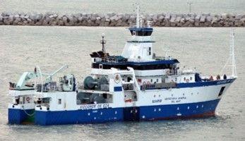 oceanographic research vessel - vizconde-de-eza-1