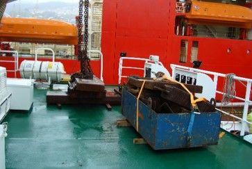 oceanographic research vessel - vizconde-de-eza-3