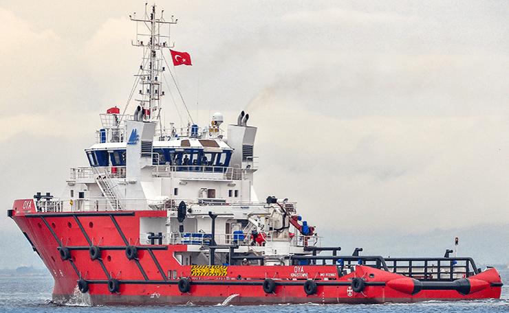 offshore supply vessels - oya