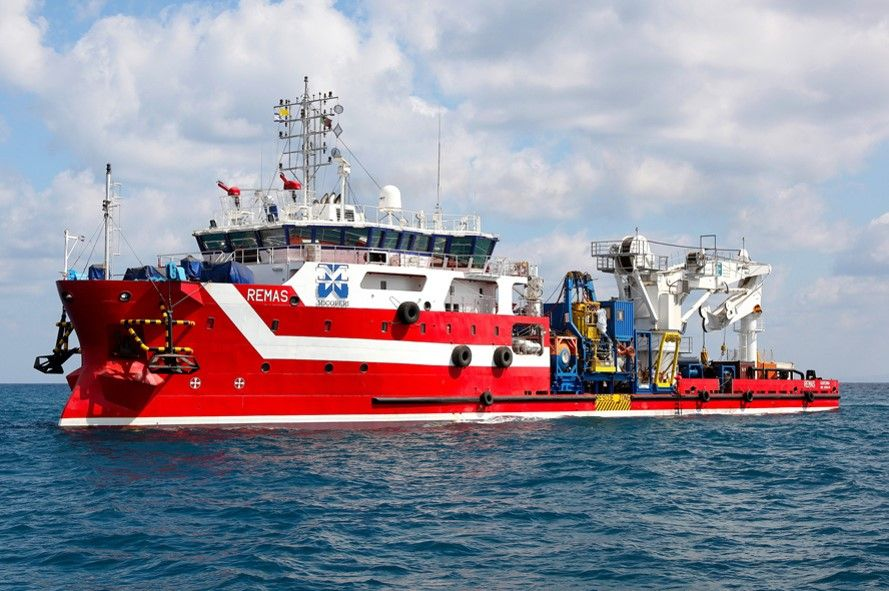 offshore supply vessels - remas