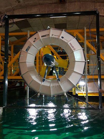 Marine renewables energy