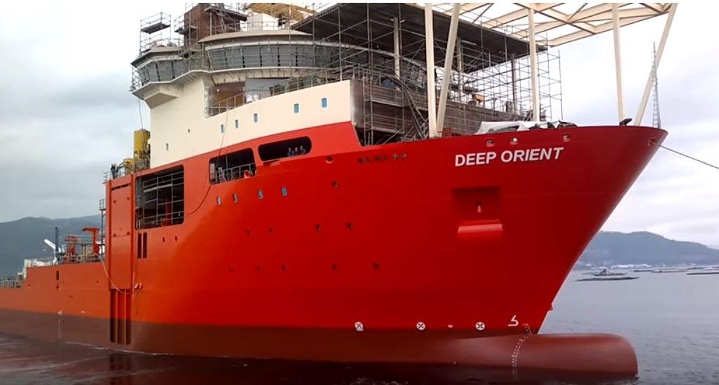 Launching - Deep Orient