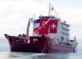 Elisa at Sea
