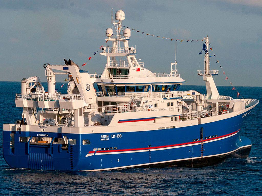 Adenia Trawler