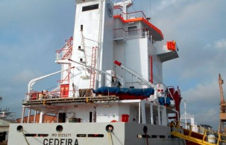 CEDEIRA Multi Purpose Vessel 01