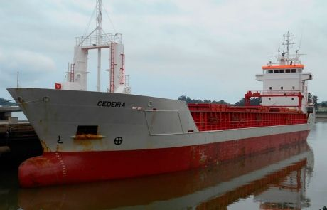CEDEIRA Multi Purpose Vessel 02
