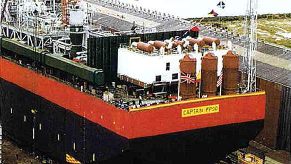 Floating platforms Astano FPSOs 1