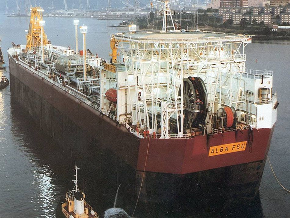 Floating platforms Astano FPSOs 4