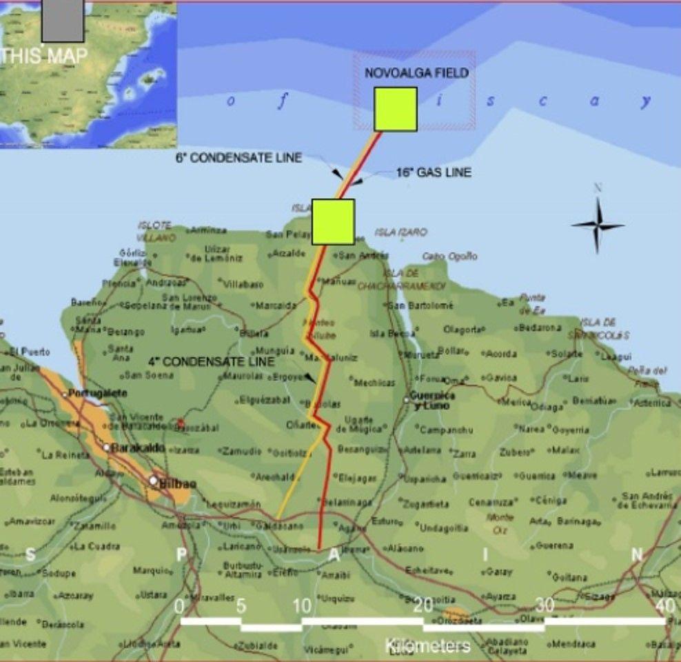 consultancy services - ALGA 1600 Underground Gas Storage-1