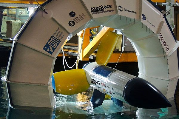 tidal energy devices projects